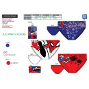 SPIDERMAN - trousse de 3 slips 100% coton