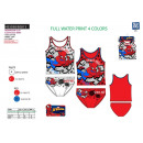 Spiderman - tank top & brief 100% coton