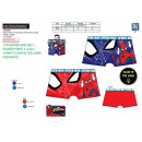 Spiderman - phosphor boxer 95% cotton / 5%