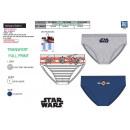 Star Wars IV - caja de 3 calzoncillos 100% algodón