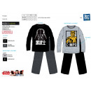 Star Wars IV - 100% coton long pajamas
