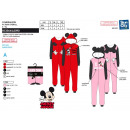 Mickey - 100% polyester jumpsuit