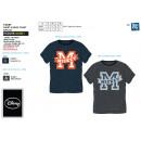 Mickey - T-Shirt kurze Manschette 100% Baumwolle