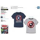 Avengers KLASYCZNY - T-Shirt krótki mankiet 100%