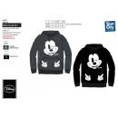 Mickey - Kangaroo sweatshirt 65% polyester / 35% c