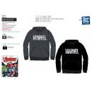 Avengers CLASSIC - Känguru-Sweatshirt 65% Polyeste