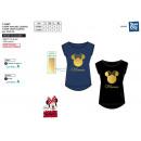 Minnie - T-Shirt krótki mankiet 100% bawełna