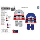 Spiderman - 2-piece set hat & multi gloves