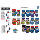 Paw Patrol - multi composition gloves