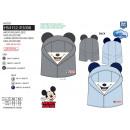Mickey - 100% hood polyester