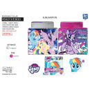 My Little Pony - Wendekragen aus 100% Polyester