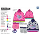 My Little Pony - set 2 pieces hat & gloves mul