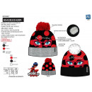 LADY BUG - gorro multi composición