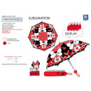 Minnie - umbrella with pocket 100% polyester