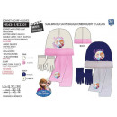 frozen - 3-piece set scarf & gloves & hat