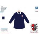Spiderman - grembiule scuola 65% poliestere / 35%