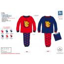 ROI LION - pyjama long 100% polyester