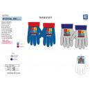 GORMITI - Handschuhe 80% acry19% pe1% elas