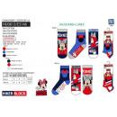 Minnie - 3er-Pack Socken 70% Baumwolle 18% Polyest