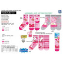 groothandel Licentie artikelen: Peppa Pig - sokken Terry antislip