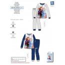 frozen - langer Pyjama in 100% Box Baumwolle