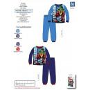 Avengers CLASSIC - langer Pyjama in Box 100% pol