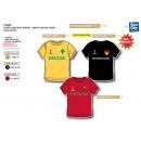 FIFA 2018 - Short T-Shirt 100% coton