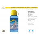 wholesale Lunchboxes & Water Bottles: THE LAPINS CRETINS  - aluminum bottle 400ml