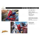 Großhandel Lizenzartikel: Spiderman - 3d Tabellensatz