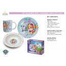 wholesale Home & Living:Paw Patrol - 3-piece set