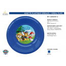 wholesale Houshold & Kitchen: Paw Patrol - cereal plastic plate