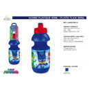 wholesale Toys: PYJAMASQUES - plastic bottle 400ml