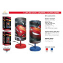 groothandel Kindermeubilair: Cars - cilinder nachtlamp