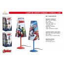 groothandel Kindermeubilair: Avengers CLASSIC - conische nachtlamp
