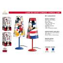 groothandel Kindermeubilair: Mickey - conische nachtlamp