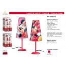 groothandel Kindermeubilair: Minnie - conische nachtlamp