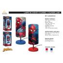 groothandel Kindermeubilair: Spiderman - cilinder nachtlamp