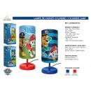 groothandel Kindermeubilair: Paw Patrol - cylinder nachtlamp