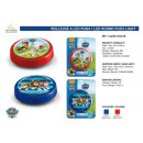 PAW PATROL - veilleuse a led push