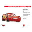 Cars - Párná McQueen forma