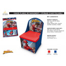 Spiderman - foldable storage chair