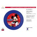 Mickey - Tányér lakás 3d d20cm