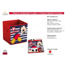 wholesale Gifts & Stationery: Mickey - foldable storage drawer