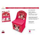 hurtownia Ogrod & Majsterkowanie: Minnie - składane  krzesło do przechowywania