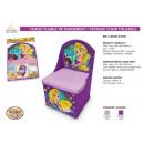 wholesale Home & Living: Princess RAIPONCE - foldable storage chair