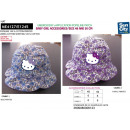wholesale Scarves, Hats & Gloves: Hello Kitty - hat 100% coton