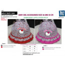 Hello Kitty - hat 100% coton