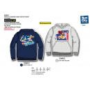 Sonic - Kangaroo sweatshirt 65% polyester / 35% co