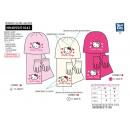 Hello Kitty - 3-piece set scarf & gloves &