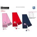 Hello Kitty - Schal aus 100% Polyester
